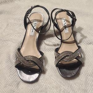 Nina heel sandals